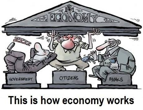 This is how economy works