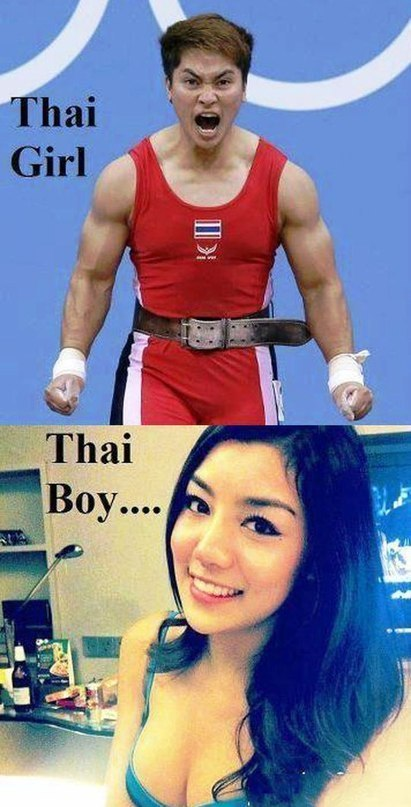 Thai Girl - Thai Boy