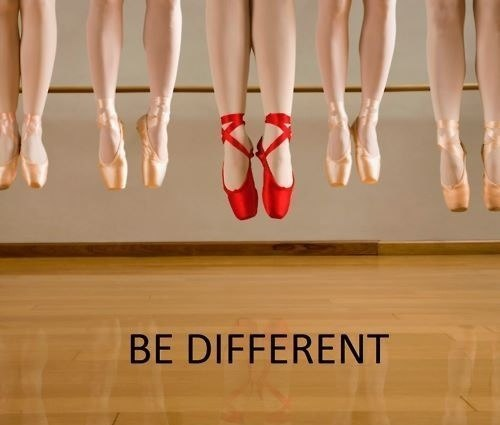 Be different - Myspace Photo