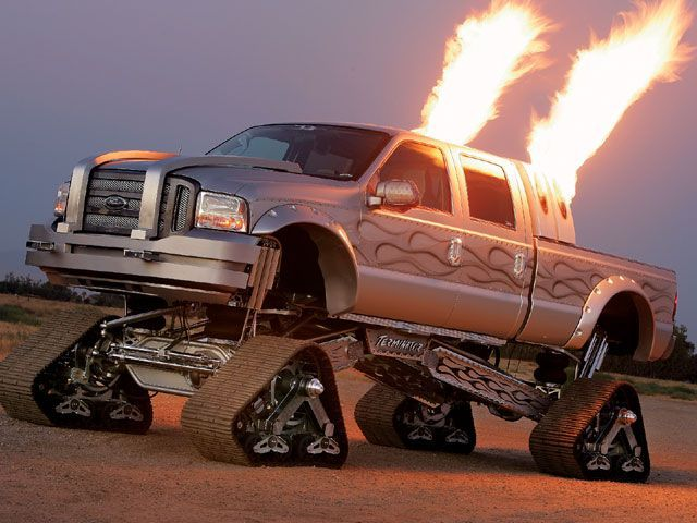 On tracks cool cars motorcycles carzz158436 superduty on tracks cool cars motorcycles carzz158436 voltagebd Image collections