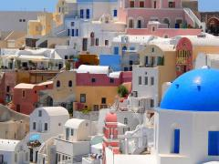 Colours of the Mediterranean