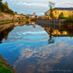 Kilkenny, Ireland. Kilkenny Reflections. by Edward Dullard