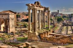 Temple of Saturn, Roman Forum