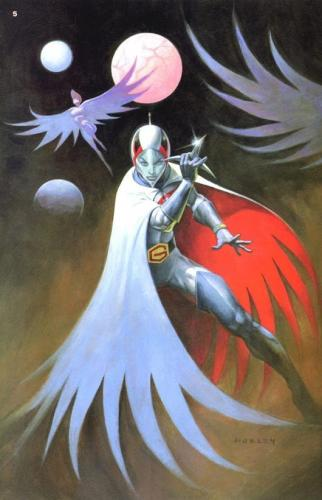 Battle of the Planets by Alex Horley