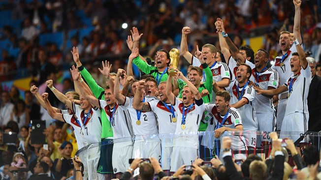FIFA World Cup: Germany 1-0 Argentina |