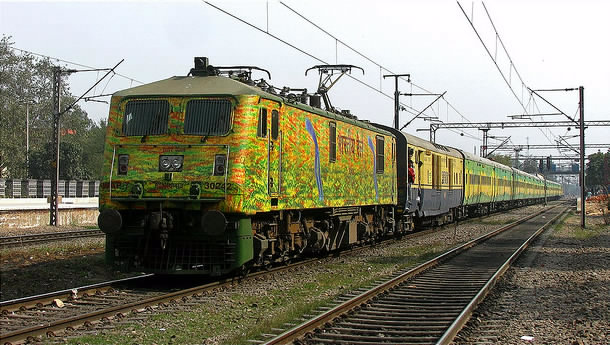 Trucks on train automobile rail transport indian railways  8996  8074  56de  6570 892 425  56de therailzone  4f5c  6210  8005