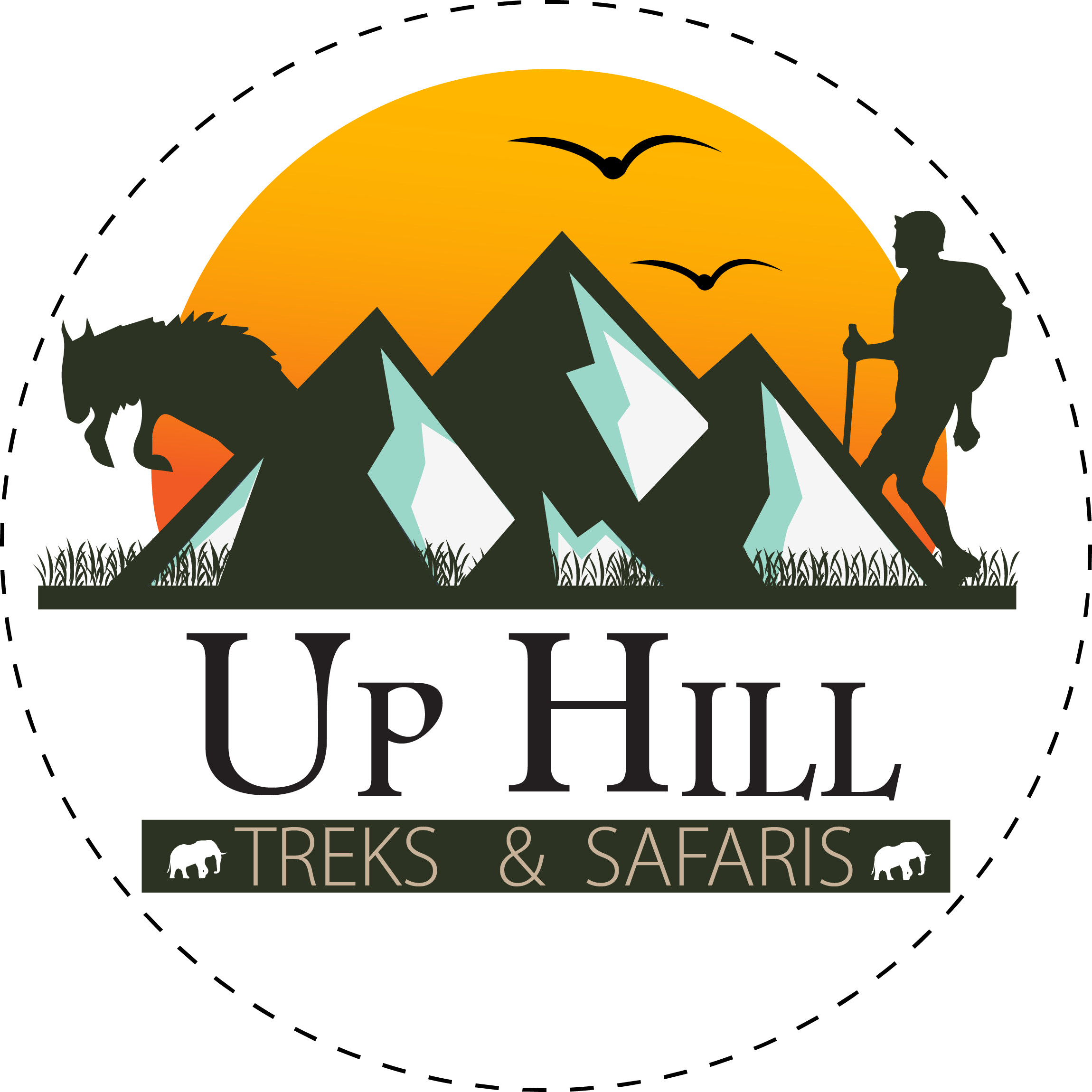 Uphill Treks and Safaris