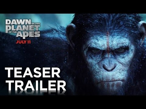 Image may contain: Dawn of the Planet of the Apes | Official Trailer | 20th Century FOX - Myspace Photo