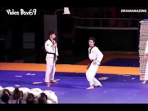 Karate kids attractions