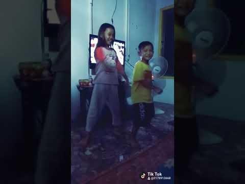 Lah Bocah Challenge ( tik tok )