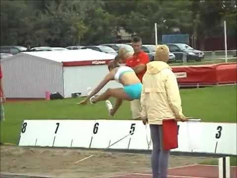 Athletics Youth Girls Long Jump