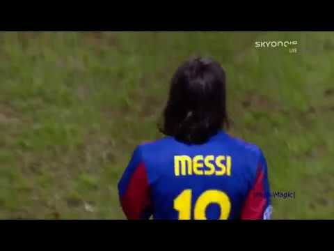 Highlights Messi skills in fields