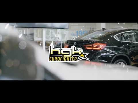 BMW HGK E92 EUROFIGHTER, COOL