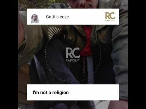 I'm not a religion