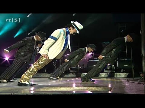 Michael Jackson - Smooth Criminal. Munich 97 Live