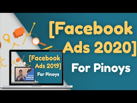 [Facebook Ads 2020] The Best Tagalog Step-by-Step Guide for Beginners