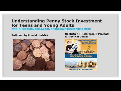 Understanding Penny Stock Investment for Teens and Young Adults