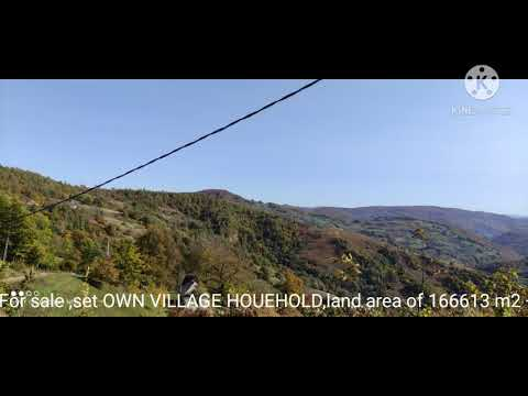 Farm with 166613 m2 of land for sale in Montenegro.