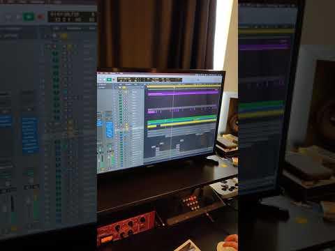 YNGWIE SHEL - WORK IN THE STUDIO ABOVE SONGS IN HEAVEN | PROJECT SHEL