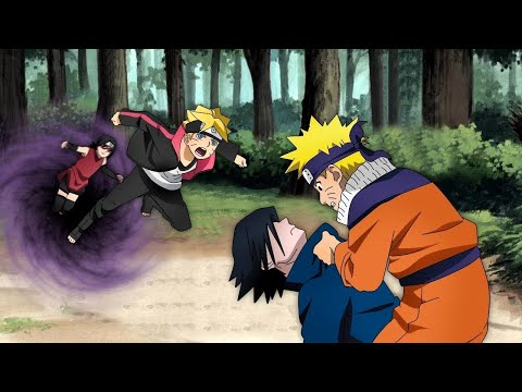 """Full Arch """"Back To The Past""""( English Sub ) [ 1080p/60FPS ] ボルト最新話 - Boruto: Naruto Next Generations"""